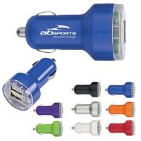 Boost Brand Visibility Using Promotional Car Chargers