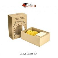 Check out our wide range of sleeve packaging with unique design in the USA