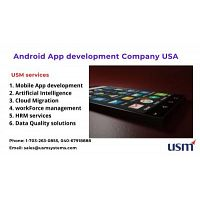 Android App development Company in USA