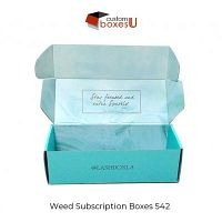 Order now Subscription Boxes Weed with creative design in the USA