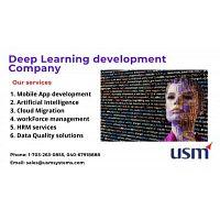 Deep learning development companies in Virgina, Texas, USA