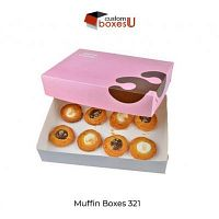 Get muffin boxes packaging of elegant design and top quality in Texas,USA