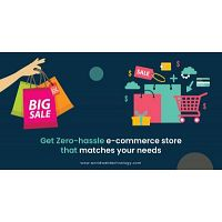 eCommerce Website design and development company in India, USA