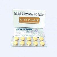 Buy Super Tadarise 100% Effective ED Pills | mybestchemist.com