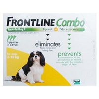 Shop Frontline Spot On Combo for Dogs UpTo 60% OFF