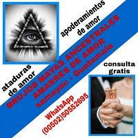 BRUJOS MAYAS  SOLO 3 DÍAS REGRESARA TU PAREJA: (00502)50552695