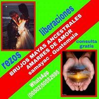 )  BRUJOS MAYAS ESPECIALISTAS EN HACER AMARRES  DE AMOR (00502) 50552695-50551809
