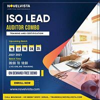 iso lead auditor combo certification