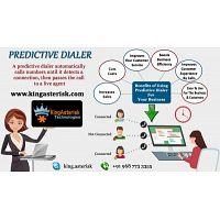 Best Predictive Dialer Call Center Software - Kingasterisk Technologies