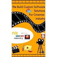 Cinema App Development Company for your Business