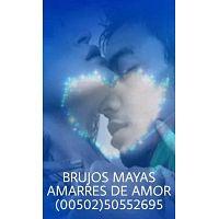 AMARRES DE AMORES IMPOSIBLES BRUJOS MAYAS (00502)50551809