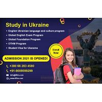 Study in Ukraine for Indian Students | Cost, Universities, colleges