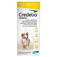 Credelio Plus Heartworm + Flea and Tick Tablets for Dogs @10% OFF