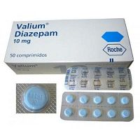 VALIUM 10 MG TABLETS In USA