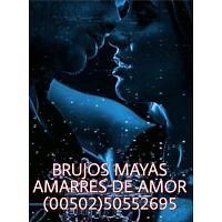 BRUJOS MAYAS ANCESTRALES  SEPARACIONES Y UNIONES DE PAREJAS 00502-50551809
