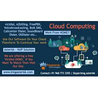 Latest Asterisk Cloud Computing Services Provided by Kingasterisk Technologies