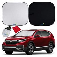 Get China Promotional Car Sunshades for Boosting Brand Awareness