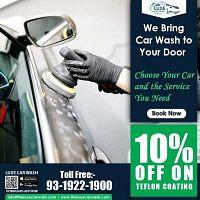 Best car wash in Delhi