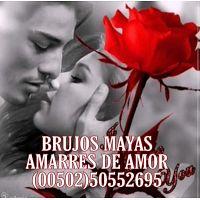 BRUJOS MAYAS ANCESTRALES LIGAS Y AMARRES DE AMOR  (00502)-50551809