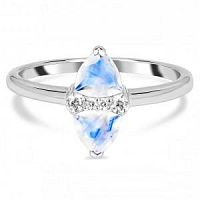 Shop Natural Sterling Silver Moonstone jewelry at Wholesale
