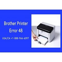 Brother Printer Error 48   Ultimate Solution to this Error