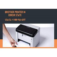 Brother printer in Error State   Guide for Fixing this Error