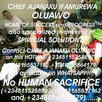The Best Powerful Traditional Herbalist in Nigeria+2348055664179