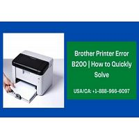 Brother Printer Error B200   How to Quickly Solve