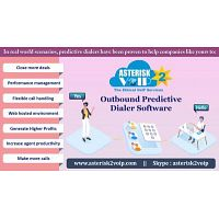 Automatic Outbound Predictive Dialer Provide by Asterisk2voip Technologies