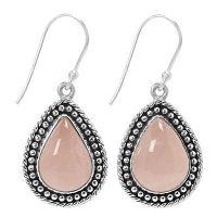 Shop Natural Rose Quartz Stone Jewelry at Best Price.