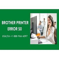 Quickly Solve Brother Printer Error 50   +1-888-966-6097