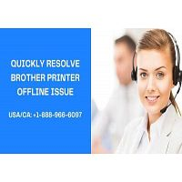 Quickly Resolve Brother Printer Offline Issue