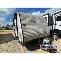 New 2021 Dutchmen RV Aspen Trail 17BH - Carvan-Campers