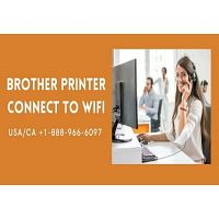 How to Connect Brother Printer To WiFi   +1-888-966-6097