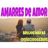 RITUALES DE AMOR  Y AMARRES BRUJOS MAYAS (00502) -50551809