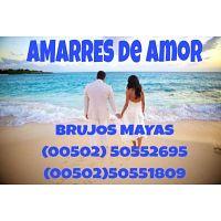 )  AMARRES  ATRACCIONES BRUJOS MAYAS VERDADEROS (00502) 50551809