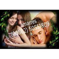 AMARRES Y RETORNOS DE AMOR   BRUJOS MAYAS (00502) -50551809