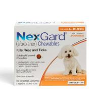 10% Off+ $15 Shop Nexgard Chewable for Dogs Now!!!
