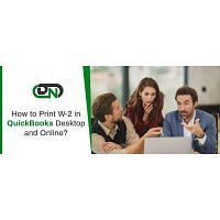 How to print w2 in your QuickBooks Online and Desktop?