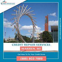 Hire Credit Repair Specialist in Warren,  Michigan