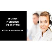 Brother Printer in Error State   Guide To Fix This Error