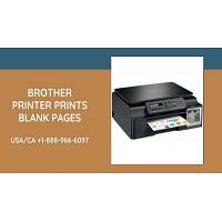 Brother Printer Prints Blank Pages   Solution to Fix this Problem
