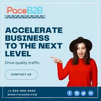Get leads with Best Lead Generation Services -PaceB2B