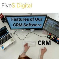 Features of Our Customer relationship management software