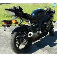Moto yamaha r6 supersport s, 600cc 1000 millas año 2012