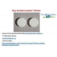 Buy Acetaminophen Tablets