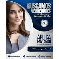 Solicitamos Ejecutivo de ventas hispanos Kissimmee FL