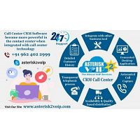 VoIP CRM Call Center Software & Solutions Provided by Asterisk2voip Technologies