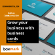 Business cars printing s services in Chicago, IL | Boxmark
