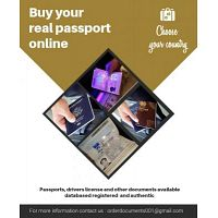 Passports, Driver's License, EU Corona Passport And Other Documents Available